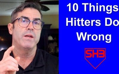10 Most Common Hitting Mistakes