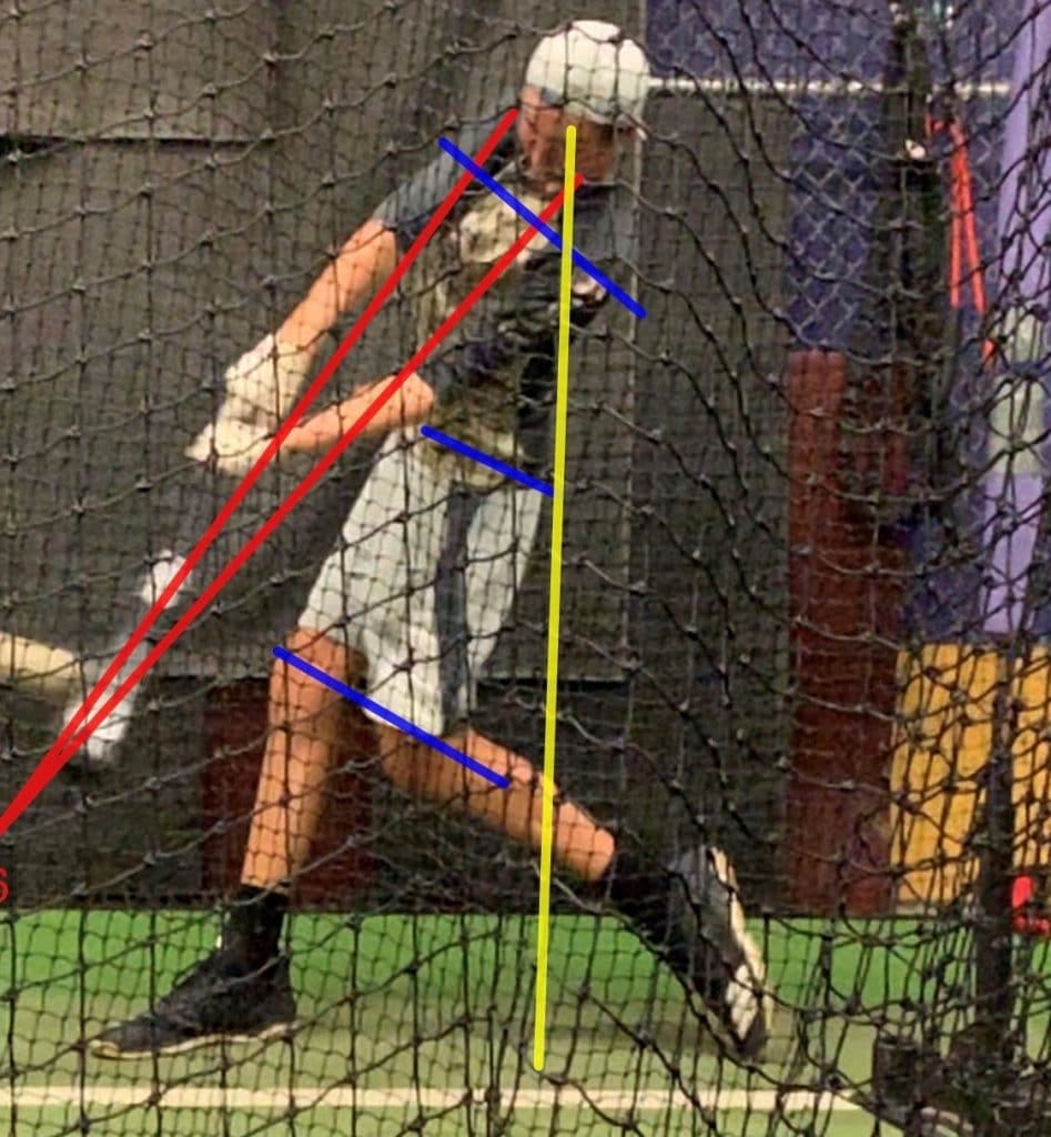 Shane Hoffpauir baseball hitting