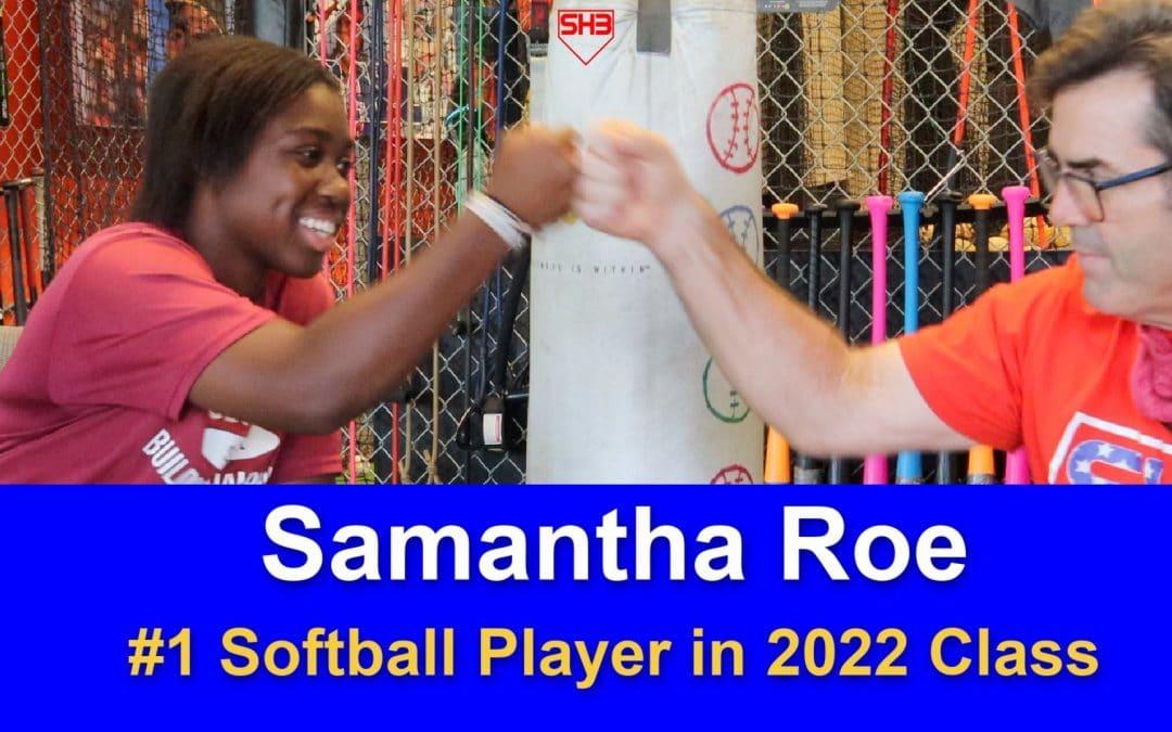 Samantha Roe Interview – Top College Softball Prospect