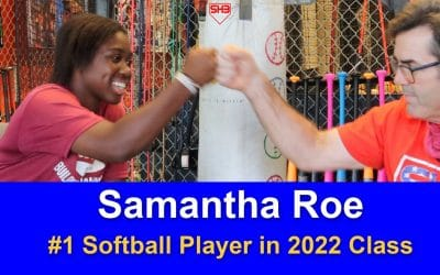 Samantha Roe Interview – Top College Softball Prospect