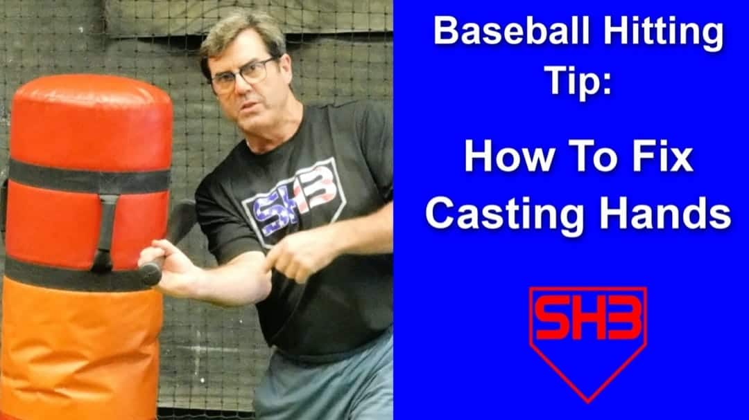 How To FIX Casting Hands (Baseball Hitting Drill)