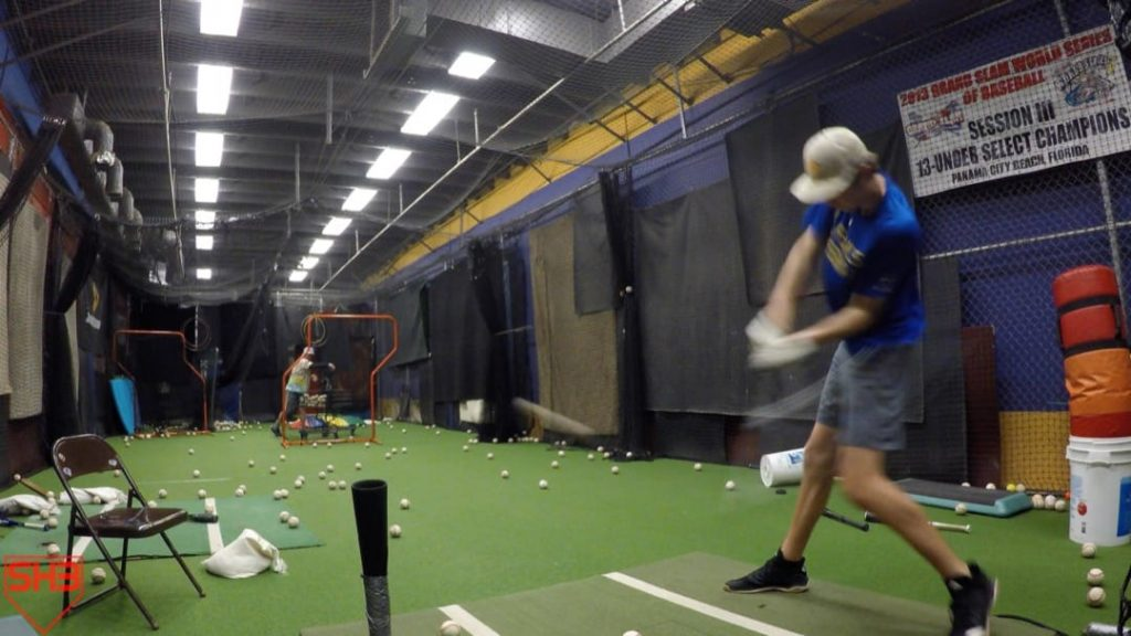 best hitting drills for batting cage