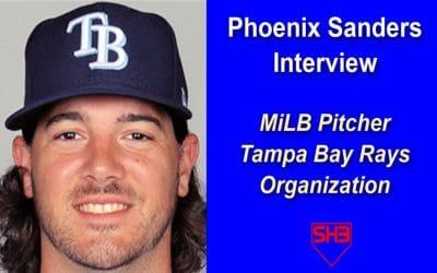 Interview: MiLB Pitcher Phoenix Sanders