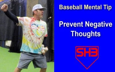 Baseball Mental Toughness: Overcome Negative Self Talk