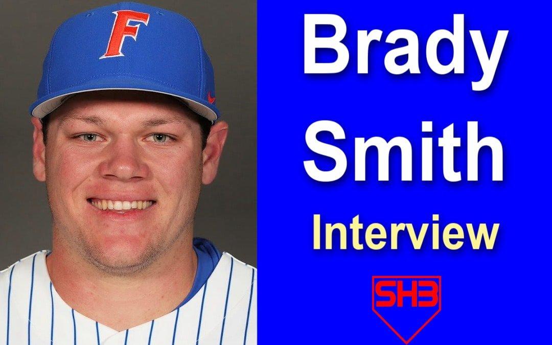 Brady Smith Baseball Player Interview