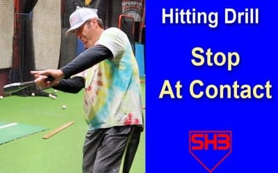 Hitting Drill – Stop at Contact
