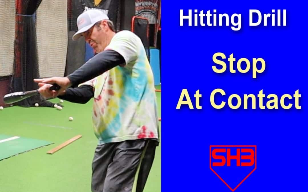 Hitting Drill Stop at Contact