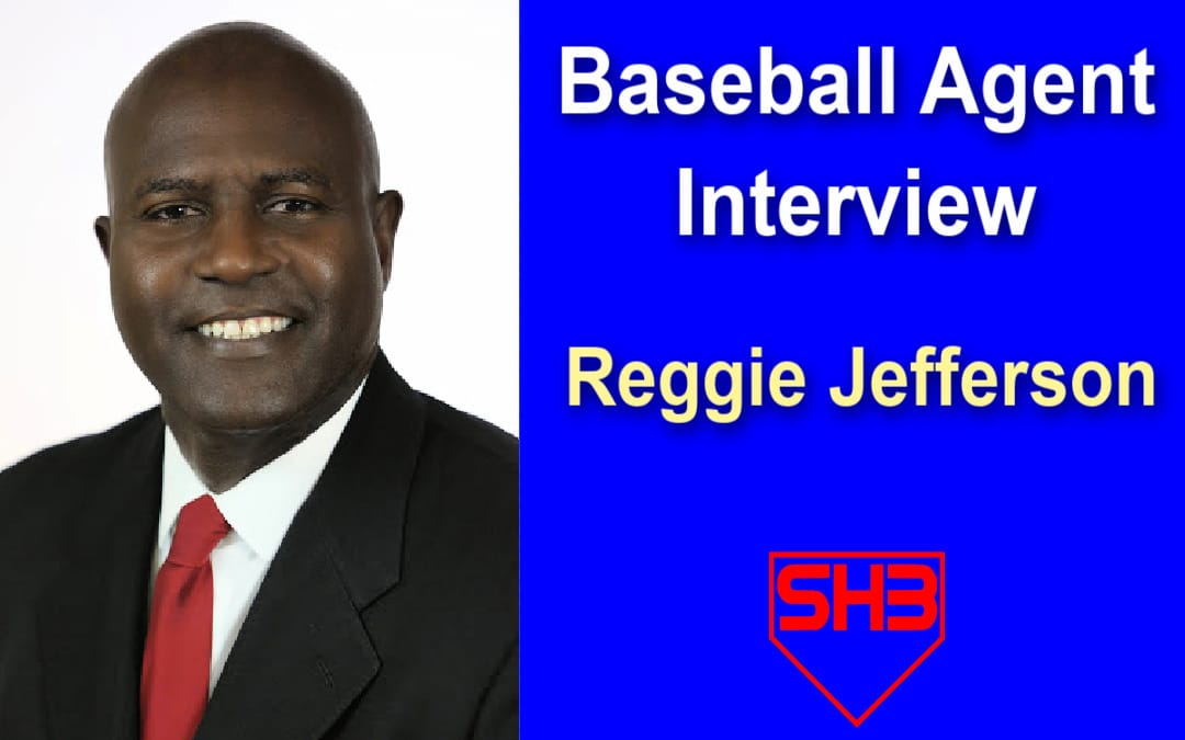 Reggie Jefferson MLB Agent