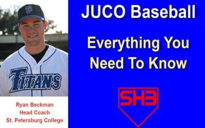 The JUCO Baseball Advice You Need to Hear [Head Coach Interview]