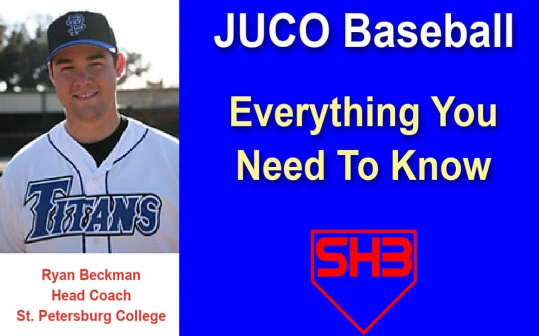 Juco Baseball Head Coach Ryan Beckman