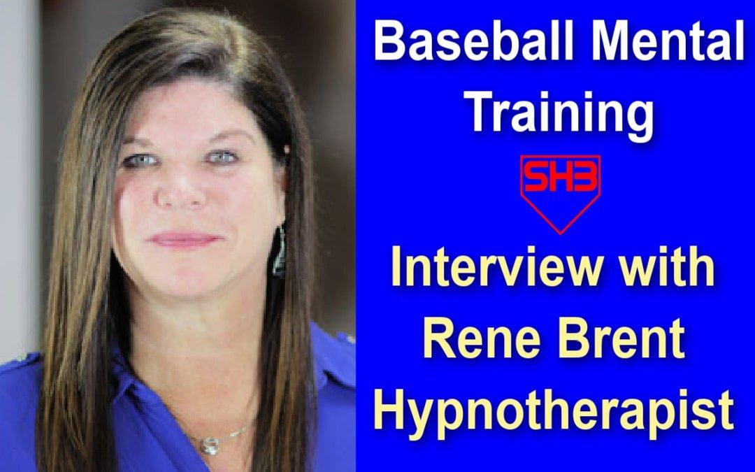 baseball mental training hypnotherapist interview